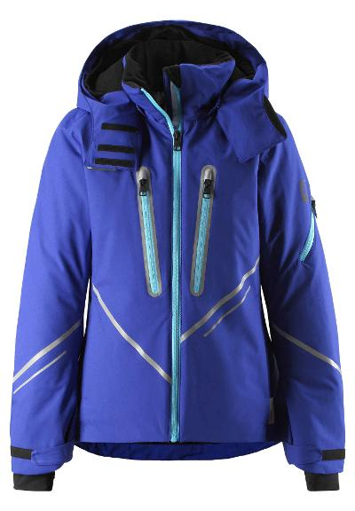 Reimatec winter jacket, Whiff Violet Violet