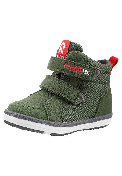 Kids' sneakers Patter Khaki green