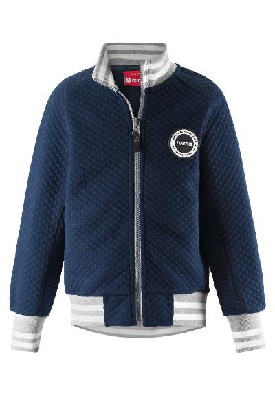 Kinder Sweatjacke Morild Navy
