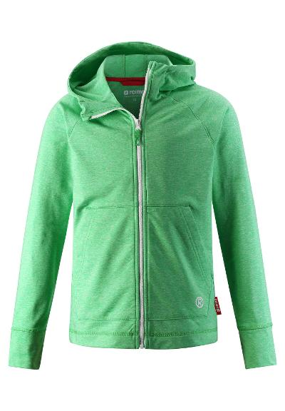 Juniors' hooded sweatshirt Reimu Brave green