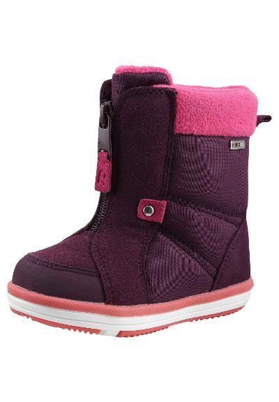 Toddlers' boots Frontier Deep purple