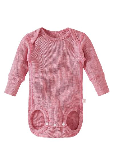Baby ullbody Utu Dusty rose