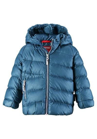 Toddlers' down jacket Vihta Denim blue