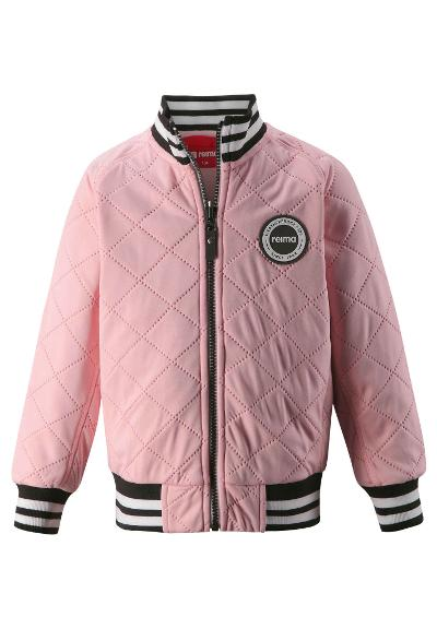 Kinder Jacke Birger Powder pink