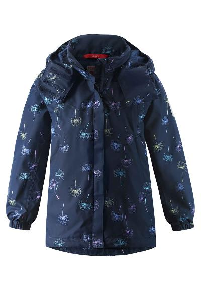 Kids' spring jacket Saltvik Navy