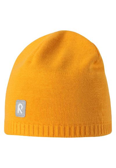 Kids' cotton beanie Haapa Mango