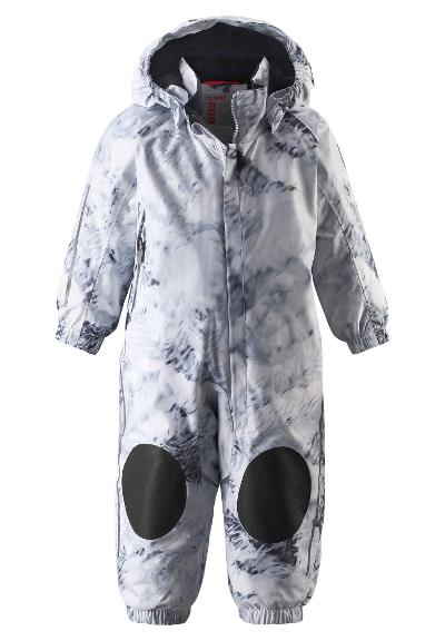 Toddlers' winter snowsuit Maa White