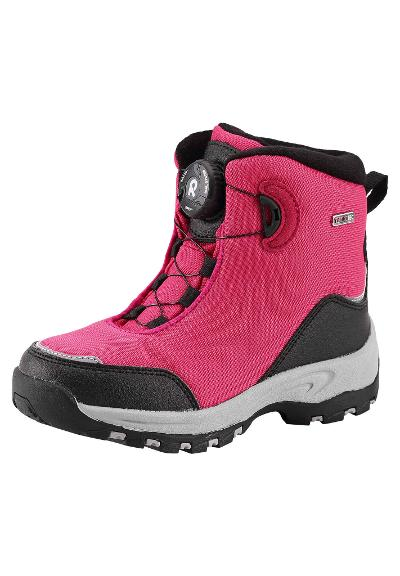 Kids' winter shoes Orm Raspberry pink