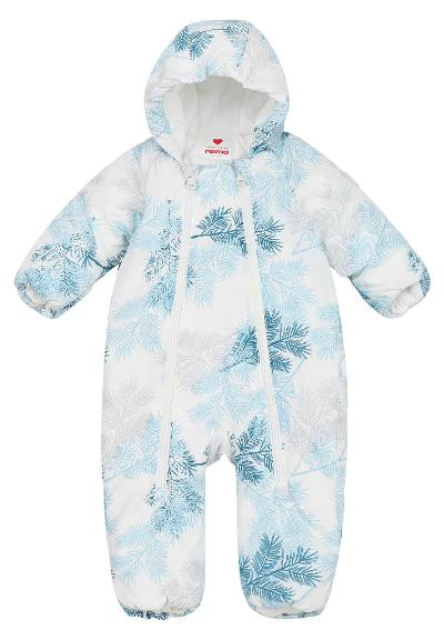 Babies' winter snowsuit Dear Blue dream