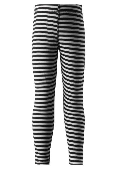 Leggings barn Moomin Randig Black