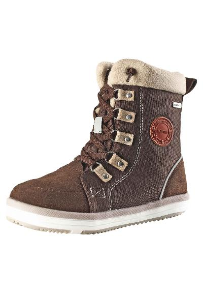 Vinter sneakers til børn Freddo Chestnut brown