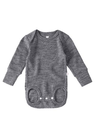 Baby Body Utu Melange grey