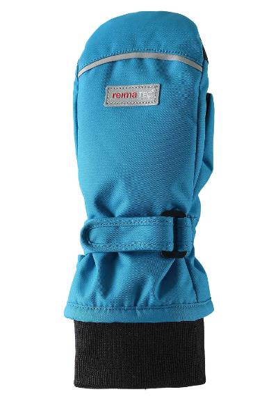 Reimatec winter mittens Suunta Blue
