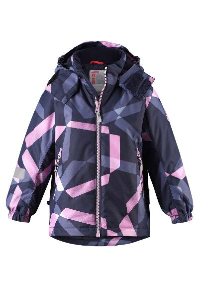 Reimatec  Kinder Winterjacke Maunu AW18 Heather pink