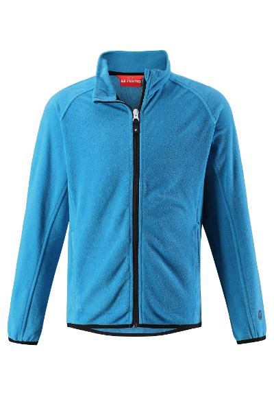 Kinder Fleecejacke Riddle Turquoise