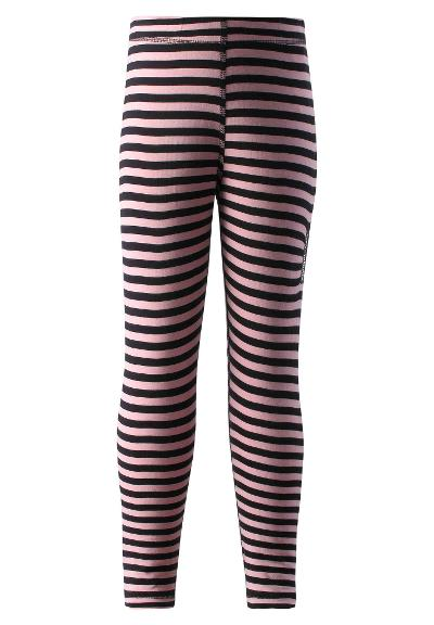 Leggings barn Moomin Randig Light pink