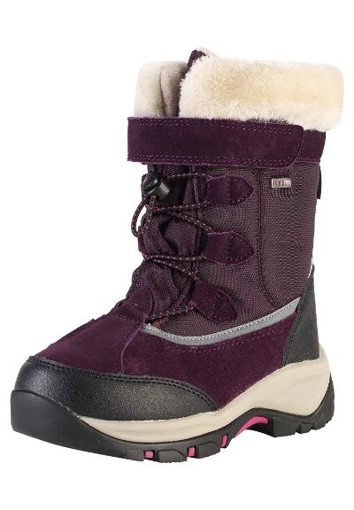 Kinder Winterstiefel Samoyed Deep purple