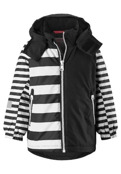 Kinder Winterjacke Lennos Black