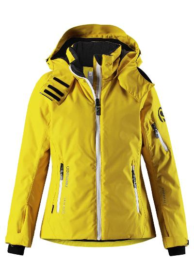 Reimatec winter jacket, Frost Yellow Yellow