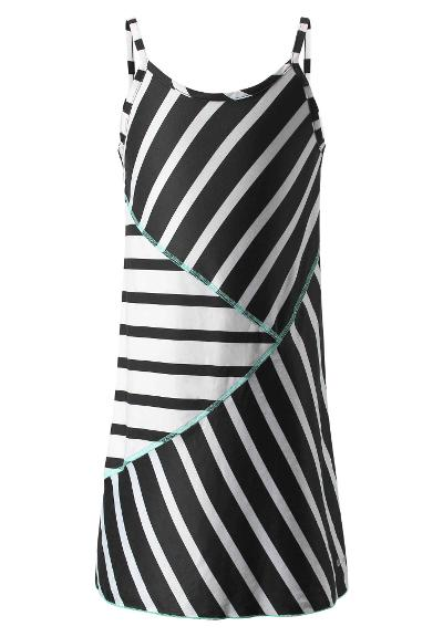 Xylitol Cool kids' dress Badestrand Black