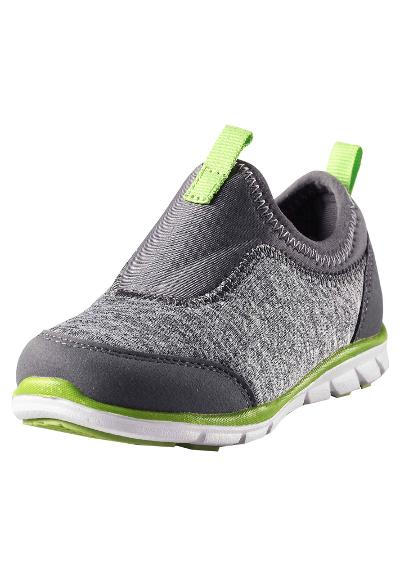 Toddlers' pull-on sneakers Spinner Soft grey