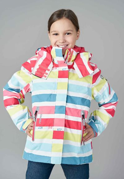 Kids' ski jacket Roxana AW18 White
