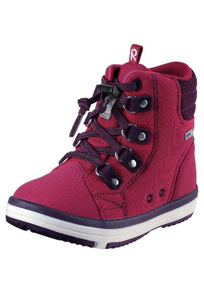Kids' spring boots Wetter Wash Cranberry pink