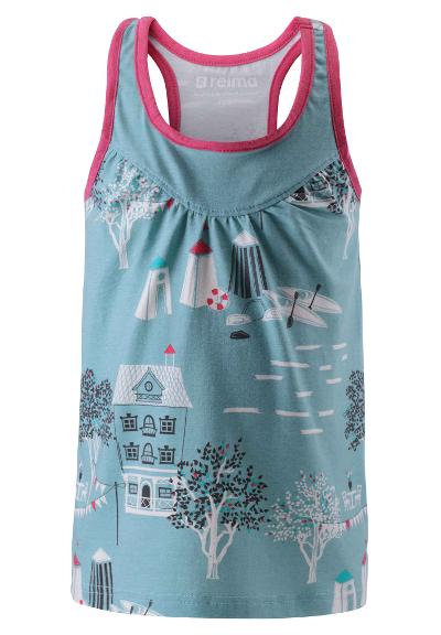 Singlet barn Kryssning Light sky blue