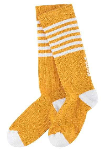 Barn strumpor Tennis Warm yellow