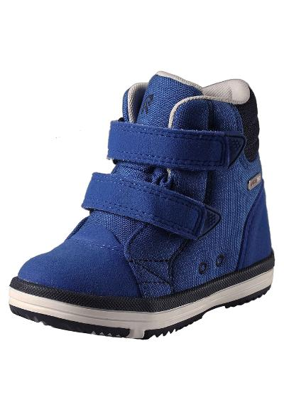 Kids' spring high-top trainers Patter Wash Blue