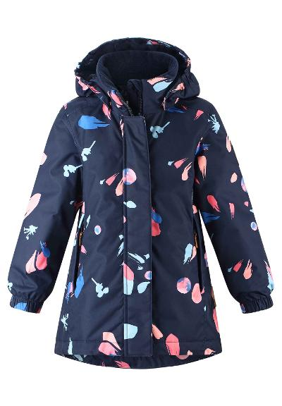 Kinder Winterjacke Toki Navy