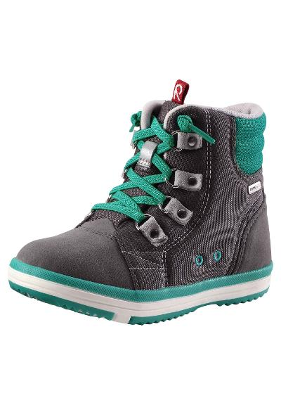 Kids' spring boots Wetter Wash Soft Grey