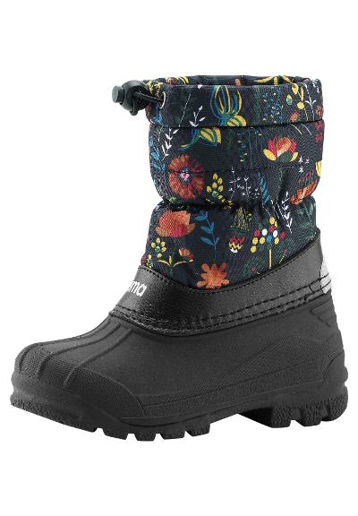 Kinder Winterstiefel Nefar Black