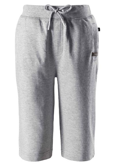 Juniors' joggers Osma Melange grey