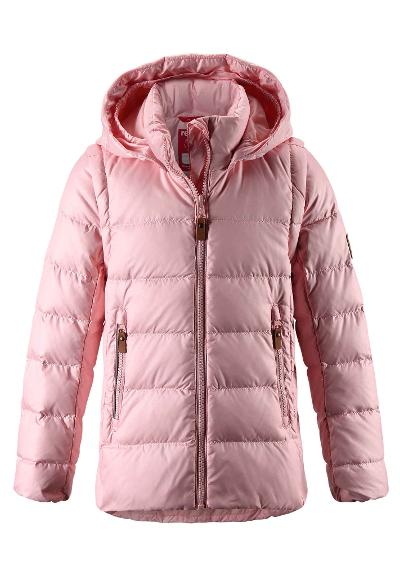 Kinder 2in1 Daunenjacke  Minna Powder pink