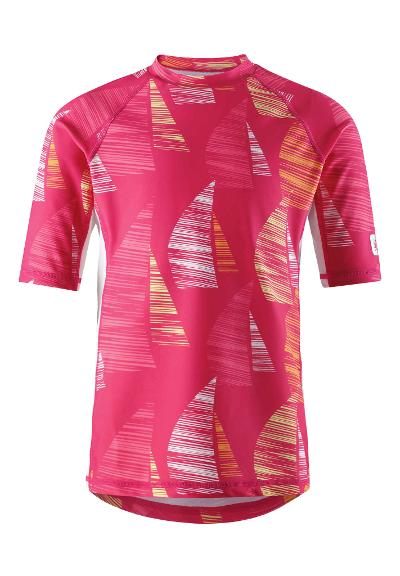 T-shirt plażowy Azores Candy pink