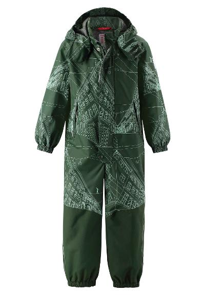Parkdress mellomsesong barn Finnari Dark green