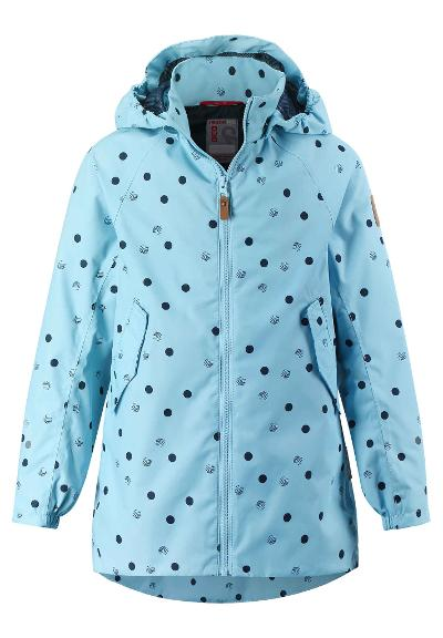 Kids' spring jacket Galtby Blue dream