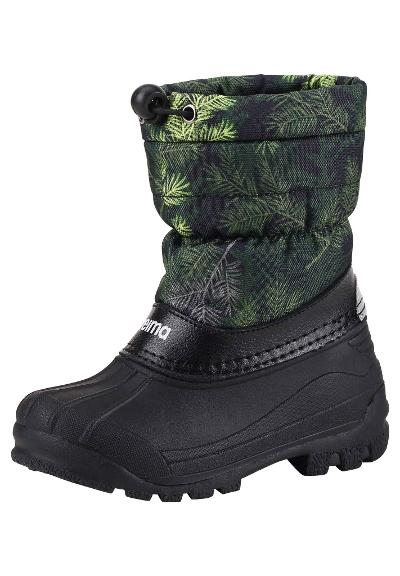Kinder Winterstiefel Nefar Dark green