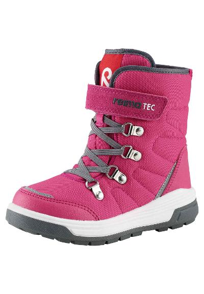 Kinder Winterschuh Quicker Raspberry pink