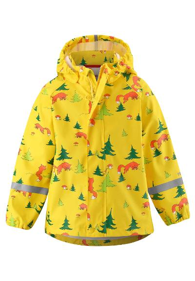 Kinder Regenjacke Vesi Yellow