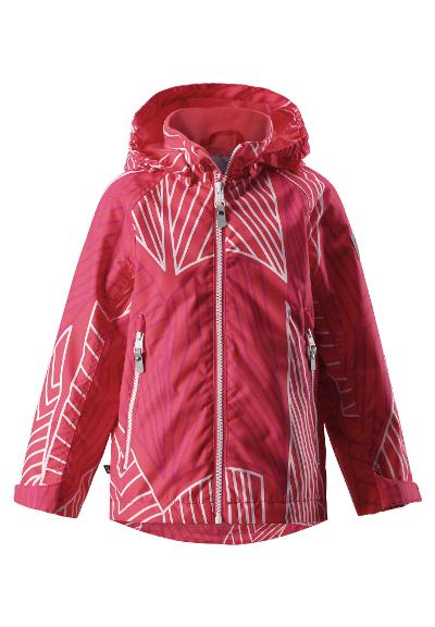 Reimatec® mid-season jacket Schiff Bright red