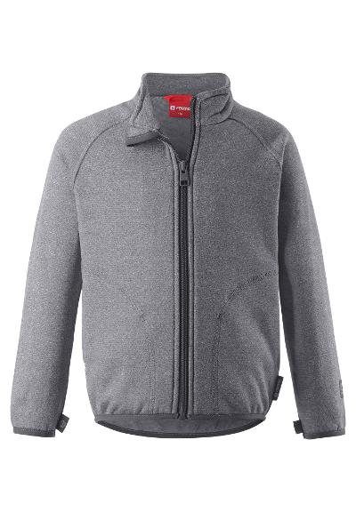 Kinder Sweatjacke Klippe Soft black