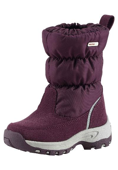 Kinder Winterstiefel Vimpeli Deep purple
