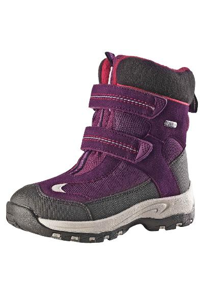 Kinder Winterstiefel Kinos Deep purple