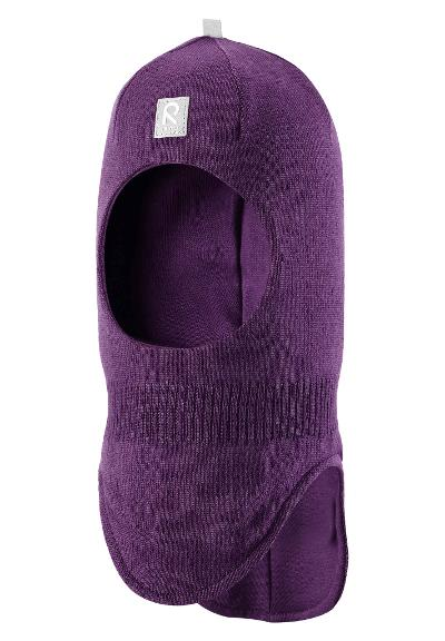 Toddlers' balaclava Starrie AW17 Deep violet