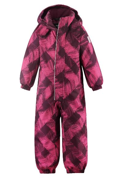 Kids' winter snowsuit Tromssa Deep purple
