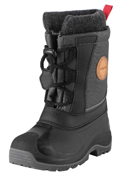 Kinder Winterstiefel Yura Black