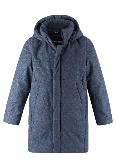 Kids' winter jacket Grenoble Navy