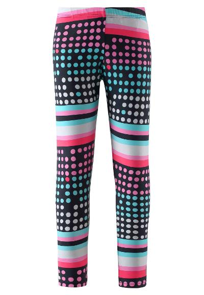 Barn uv-leggings Curuba Unicorn pink